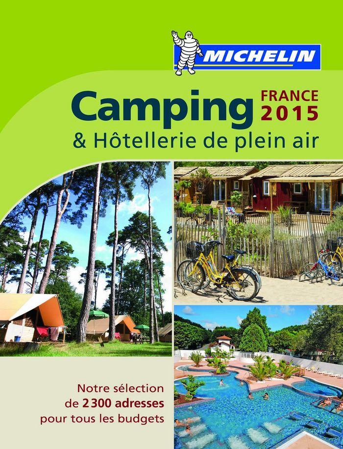 Camping & hotellerie de plein air france 2015