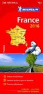 Mapa michelin national francia atlas formato mapa