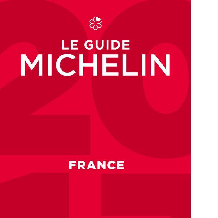 Le guide michelin france 2017