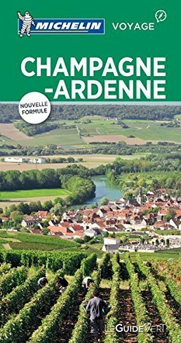Champagne ardenne (le guide vert)