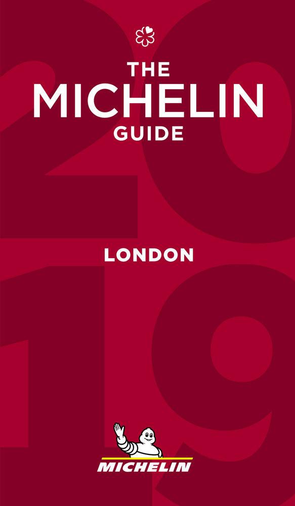 The michelin guide london 2018