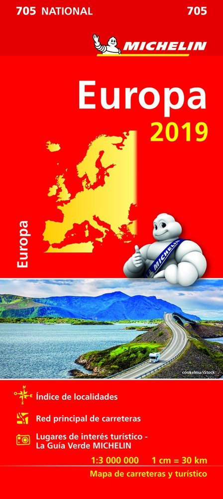 Mapa national europa(705)2019