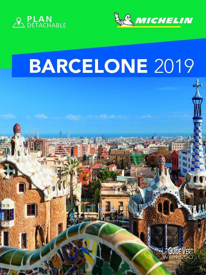 Barcelone  (le guide vert )