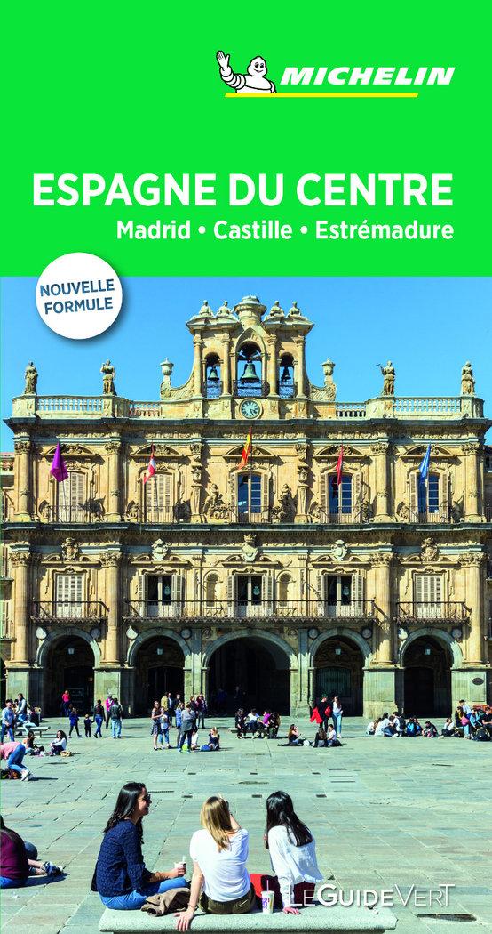 Espagne du centre: madrid, castille, extremadure (le guide v
