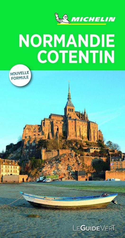 Normandie cotentin (le guide vert)