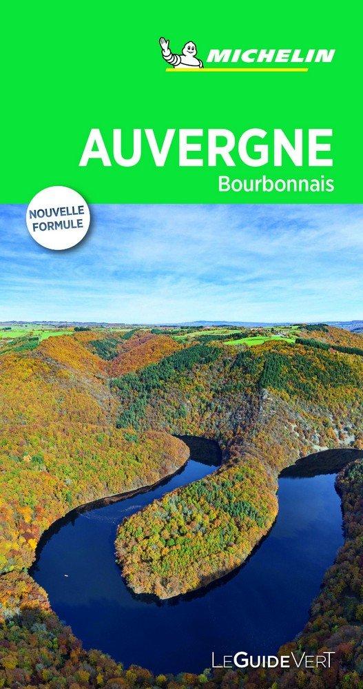 Auvergne (le guide vert)