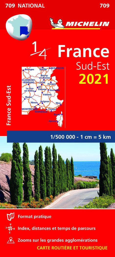 Mapa national france southeastern 2021