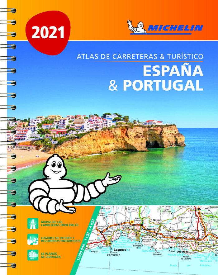 Atlas españa y portugal 2021 a4