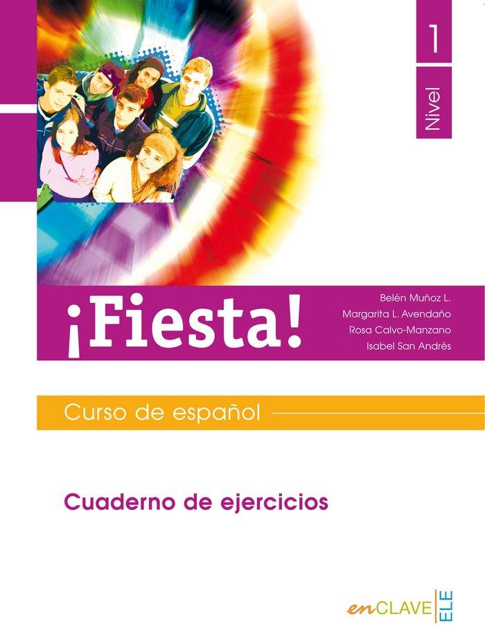 Fiesta 1 - cuaderno de ejercicios