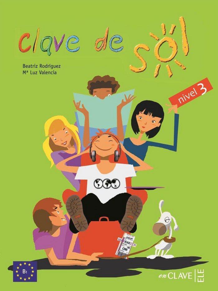 Clave de sol 3 - libro del alumno