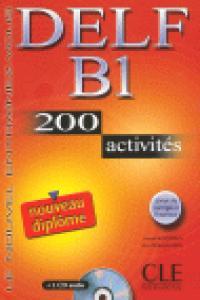 Delf b1 200 activites noveau diplome