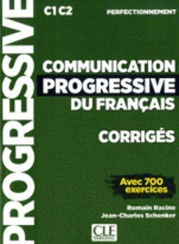 Communication progressive niveau perfectionnement