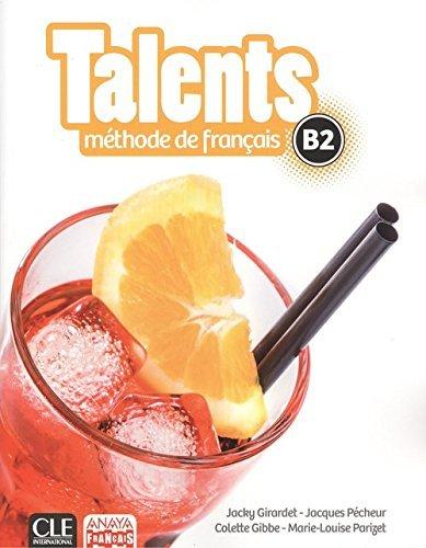 Talents b2 eleve +dvd