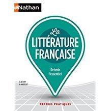 Litterature français,la