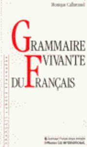Grammaire vivante du francais                     san