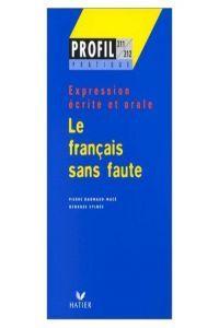 Francais sans faute
