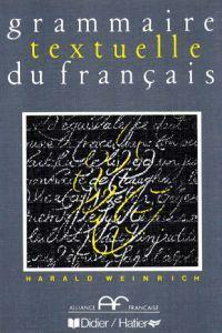 Grammaire textuelle du francais                   ede99pp