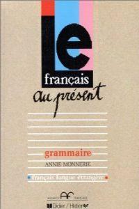 Francais au present grammaire                     ede