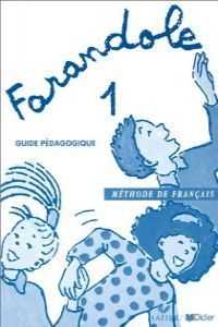 Farandole 1 guide pedagogique                     edefr0sed