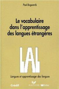 Vocabulaire dans la aprentissage des langues