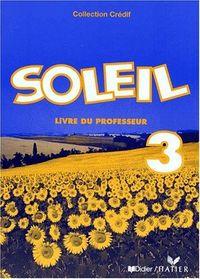 Soleil 3 professeur                               edefr99pp