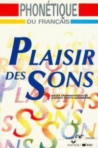 Plaisir des sons guia+4 cassettes