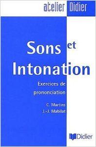 Sons et intonation