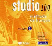 Studio 100 niveau i(cd classe)