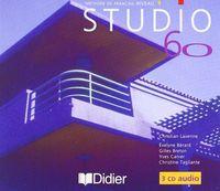 Studio 60 niveau 1(cd classe)