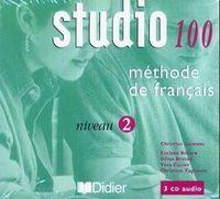 Studio 100 niveau 2(cd classe)