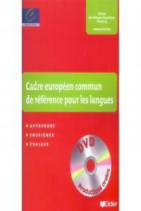 Cadre eurepeen commun de reference pour les langues (libro+d