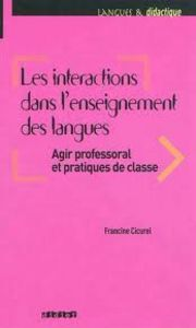 Interactions en classe de langue