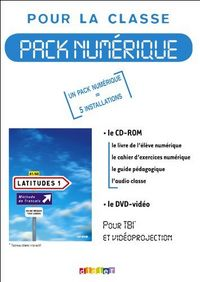 Latitudes 1 a1/a2 +5 dvd licences