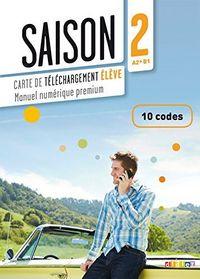 Saison 2 carte telechargement eleve 10 code