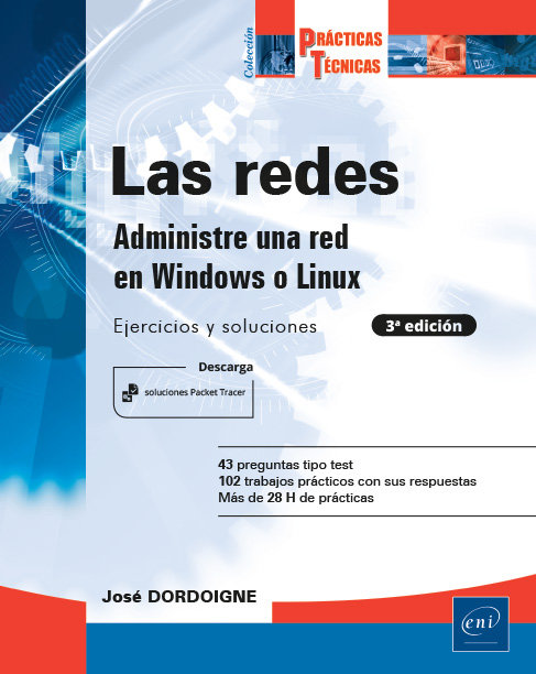 Redesadministre una red bajo windows o linux ejercios soluc