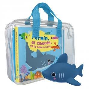 Libro baño fermin el tiburon