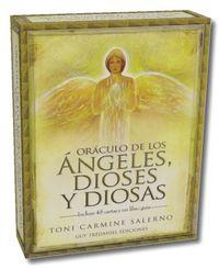Oraculo de los angeles dioses y diosas