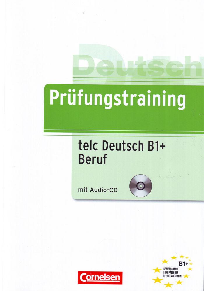Prufungstraining telc-text b1 +cd