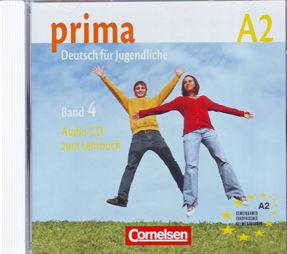 Prima a2 band 4 cd