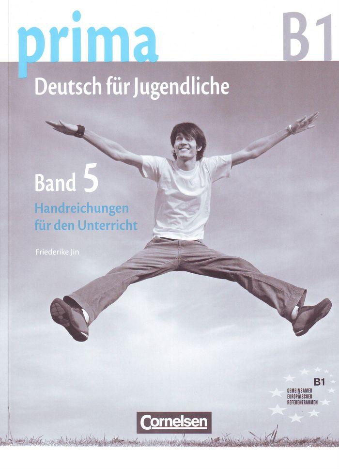 Prima b1 band 5 handreichungen libro profesor