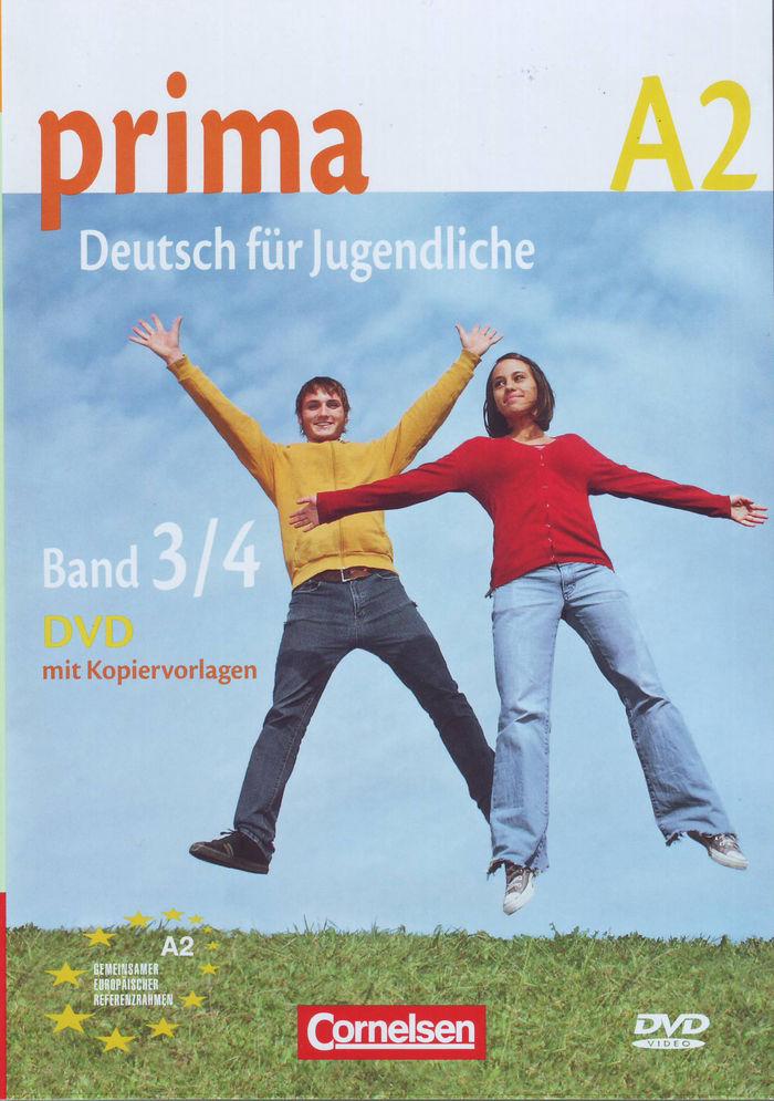 Prima a2 band 3/4 dvd