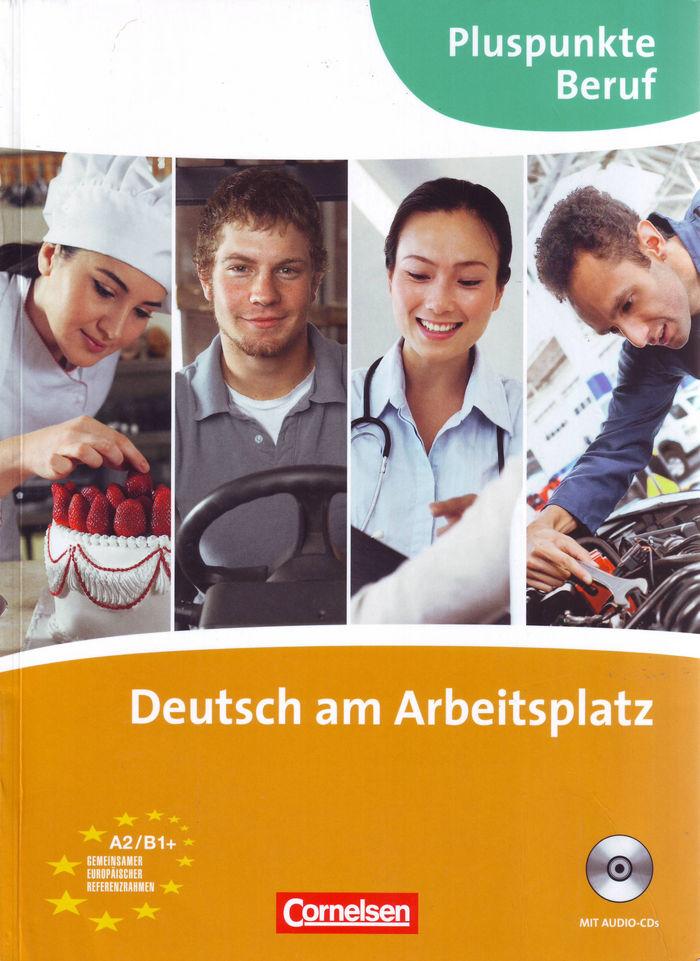 Deutsch am arbeitsplatz libro curso +cd