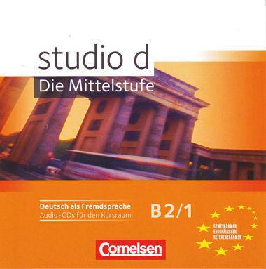 Studio d b2/1 cd