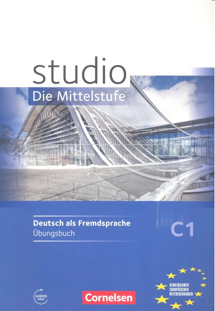 Studio d die mittelstufe bd 3 ubungsbuch m audio cd