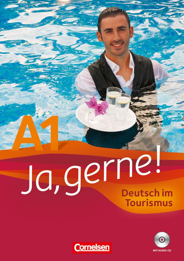 Ja gerne a1 aleman en el turismo curso