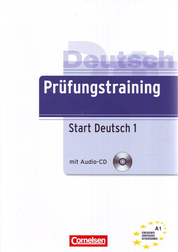 Prufungstraining star deutsch 1 +cd