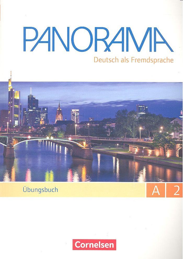 Panorama a2 libro de ejercicios