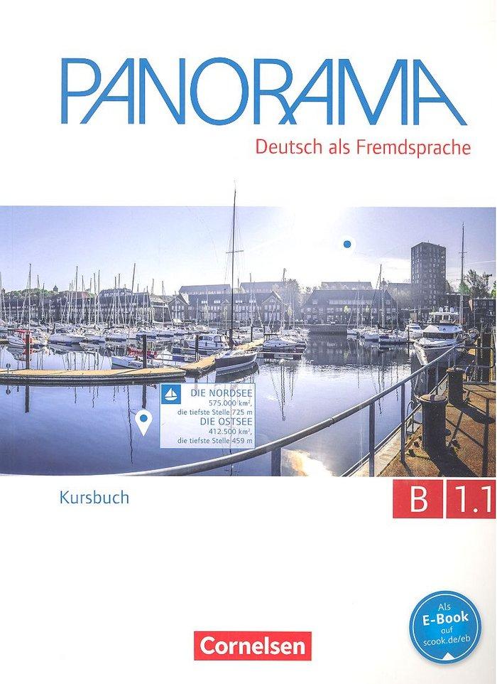 Panorama b1 tomo 1 libro de curso