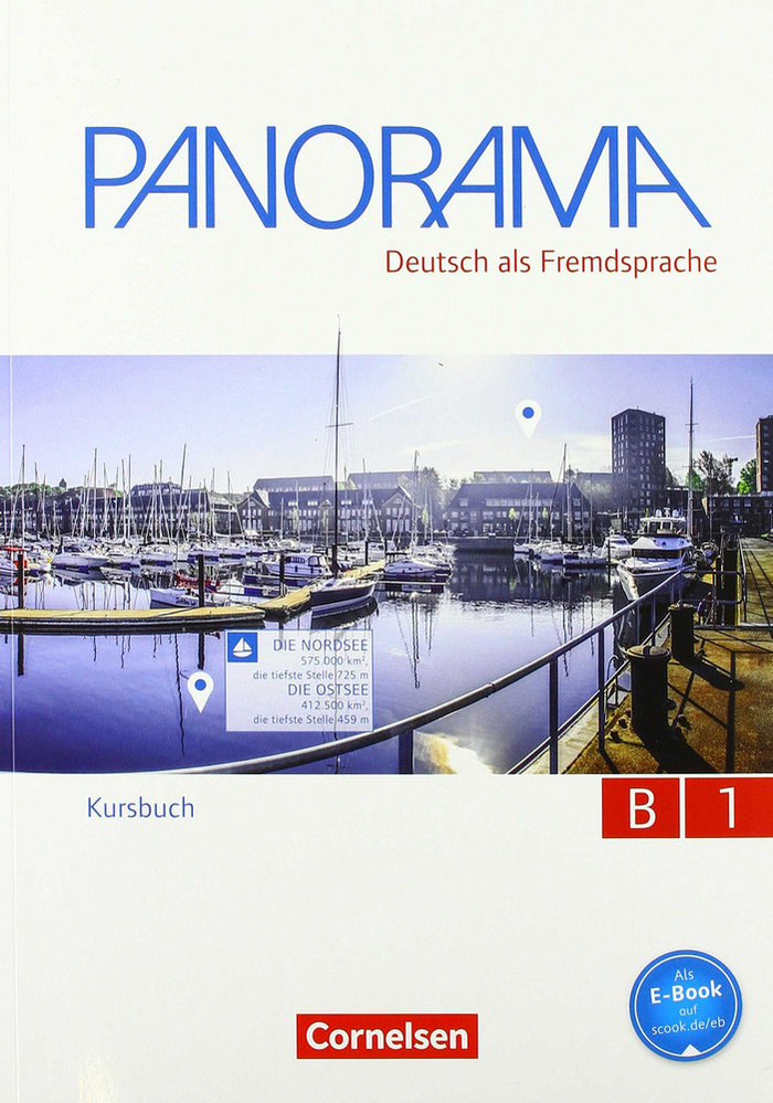Panorama b1 libro de curso