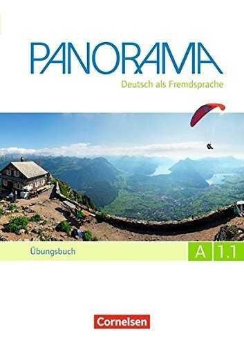 Panorama a1.1 ejercicios ubungsbuch